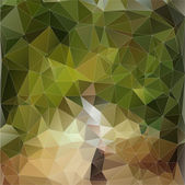 Abstact poligonal verde. — Foto de Stock