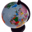 Terrestrial globe — Stock Photo #13469789