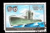 ソビエト s クラス潜水艦 c 56 — ストック写真