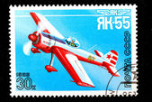 YAK-55 aeroplane — Stock Photo