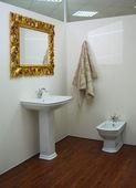 Pia de banheiro — Fotografia Stock