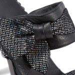 Fashion platform shoes — Stock Photo #18884431