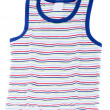 Children stripped tank top - Stock Photo