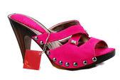 Zapato de mujer — Foto de Stock
