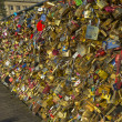 Постер, плакат: Too many locks of love