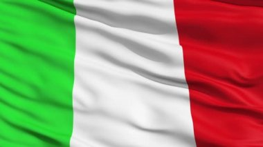 Flag of Italy — Stock Video