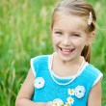 Cute girl — Stock Photo #14527351