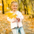 Girl in park — Stock Photo #14547257