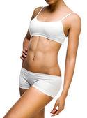 Beautiful female body — Stock Photo