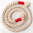 Roll of rope - 图库照片