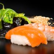 Sushi and Rolls — Stock Photo #21259167