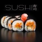 Maki sushi — Stockfoto #21259189