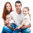happy family — Stock Photo #23525601