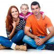 happy family — Stock Photo #23525633