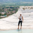 Pamukkale, Turkey - Stockfoto