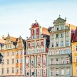 Stock Photo: Wroclaw City center,