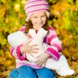 Little girl with her sister — Stock Photo #32209771
