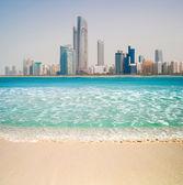 Photo metropolis on the gulf coast — Stock Photo