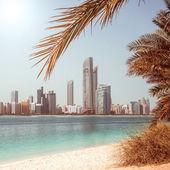 Photo metropolis on the gulf coast in Duba — Stock Photo