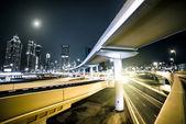 Transport interchange in Dubai — Stock Photo