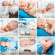 Newborn baby photos — Stock Photo #38472177