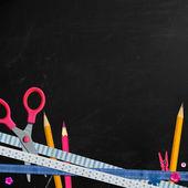 Vzdělání pozadí — Stock fotografie