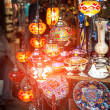 Stock Photo: Typical Tuskish Lanterns on sale