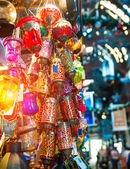 Typical Tuskish Lanterns on sale — 图库照片