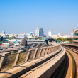 Dubai Metro — Stock Photo #39182427