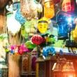 Typical Tuskish Lanterns on sale — Stockfoto