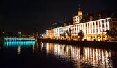 Univerzita wroclaw — Stock fotografie