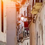 Spanish architecture — Stock Photo #47504949