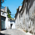 Spanish architecture — Stock Photo #47505011