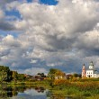 Famous russian town Suzdal — Stock Photo
