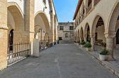 Orthodox monastery on Cyprus — Stock Photo