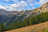 Mount Olympus landscape — Stock Photo