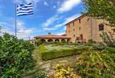 Meteora Agio Stefano monastery in Greece — Stock Photo