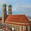 Stock Photo: Cathedral Frauenkirche in Munich, Bavaria