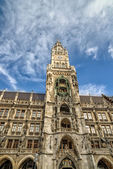 City hall in Munich, Germany — Stock Photo