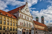Jesuit church in Munich — Stock Photo