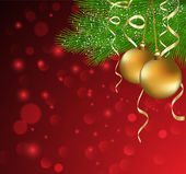 Weihnachten hintergrund — Stockvektor