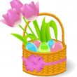 Easter background — Stock Vector #5303956