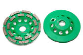 Diamond grinding disc — Foto Stock