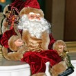 Santa Claus toy — Stock Photo #1151311