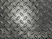Metal diamond plate — Foto de Stock