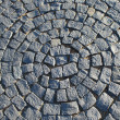 Fragment of a pavement — Stock Photo