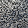 Pavement in form of circle — Stock Photo #15406851