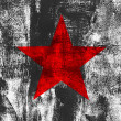 Grunge background with star — Zdjęcie stockowe