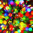 Abstract bright  bokeh background — Stock Photo