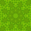 Abstract green pattern — Stockfoto